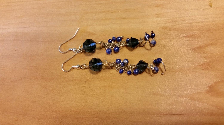 Galaxy Earrings