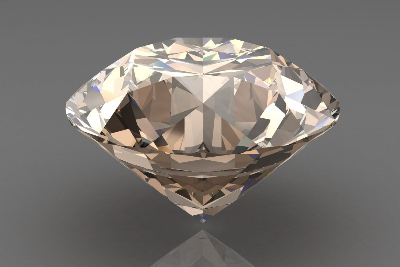 55.55 Carat Fancy Champagne 100% Natural Tear Drop Cut Diamond 27.00 X 17.02