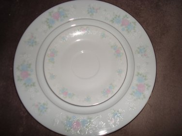 China Garden 5 piece Place setting