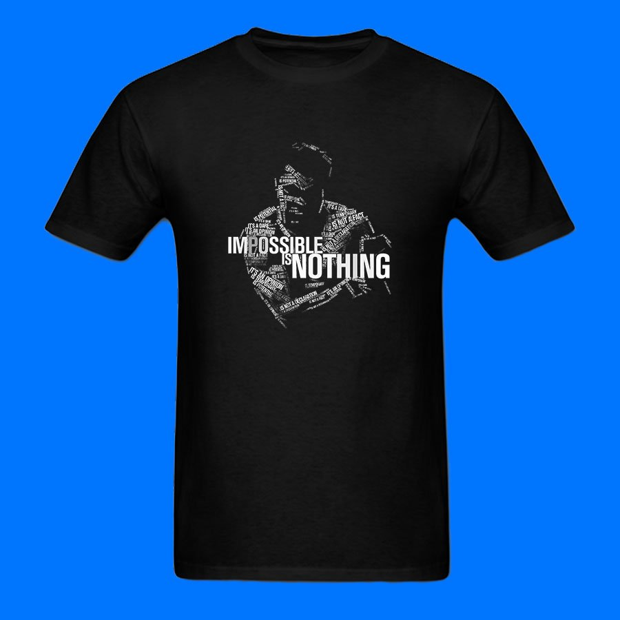 Muhammad Ali Impossible is Nothing the Greates boxing legend championship