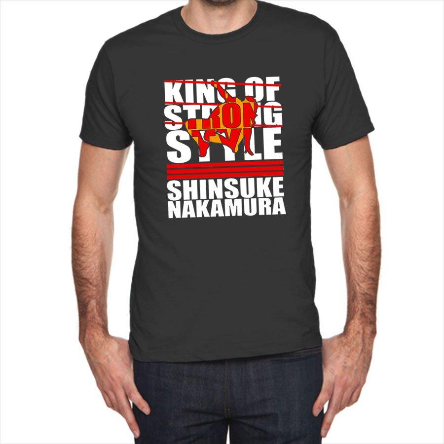 Shinsuke Nakamura King of Strong Style Japan Yeaoh