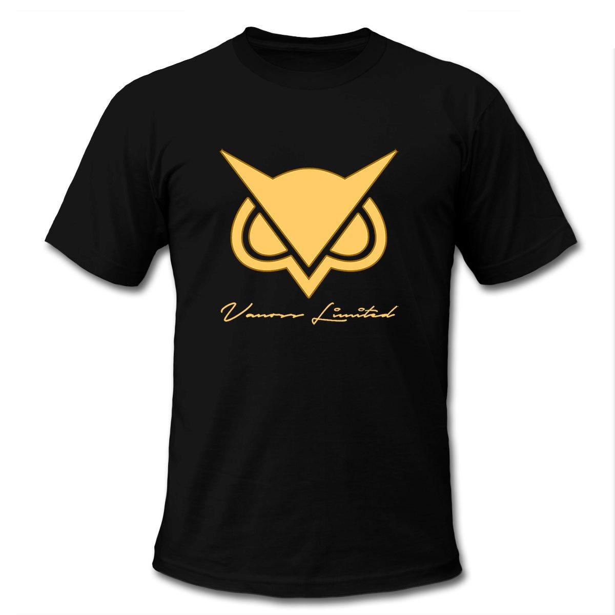Vanoss Owl Logo Black T-Shirt