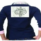 Ladies Crest Rugger