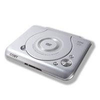 Coby Ultra Compact Dvd Player - Plays Dvd Video, Cd Video, Cd Audio And Cd-r/w, Multi System