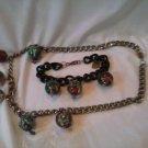 044 Unique Three Piece Jewelry set