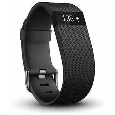 Fitbit Charge HR Activity, Heart Rate + Sleep Wristband