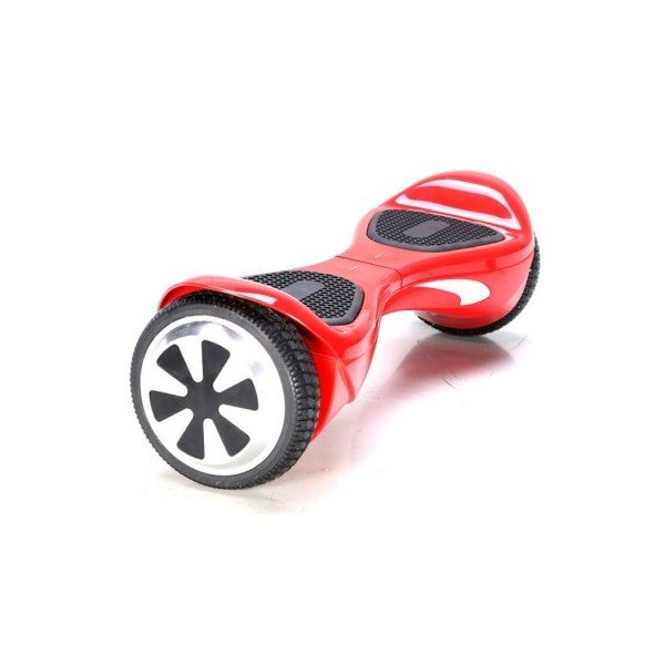 4200mAh Bluetooth 2 Wheel Self Balancing Scooter - Red
