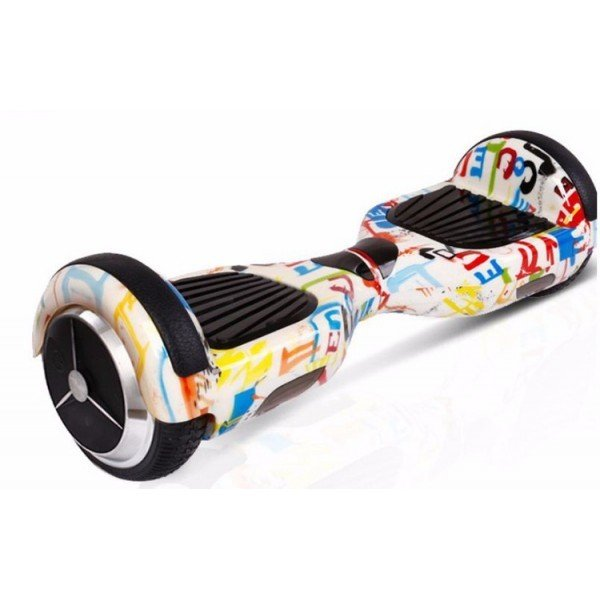 Two Wheel 4400mAh Battery Self Balancing Scooter - Camouflage