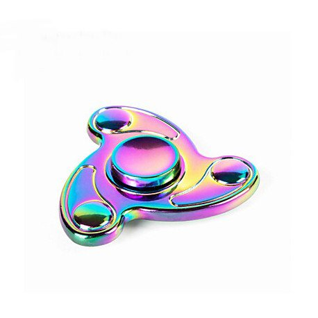 Alluminum Tri-angle Hand Fidget Spinner Finger Gyro