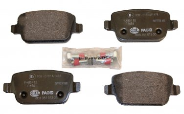 BMW e36 Rear Brake Pads - Pagid/Hella