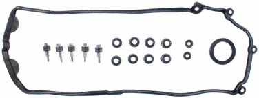 BMW N62 Valve Cover Gasket Set Left - Victor Reinz