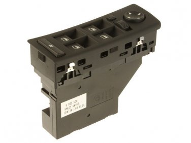 BMW X5 Window Switch Left - Genuine