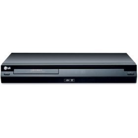 LG DR787T DVD recorder with digital video output, upconversion, and built-in digital TV tuner