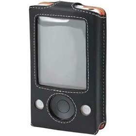 Zune Leather Case - Black