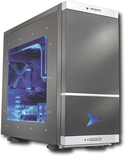 Velocity Micro ProMagix QUAD CORE Custom Built Gaming PC Intel Core 2 Quad Q6600 @ 2.4GHz