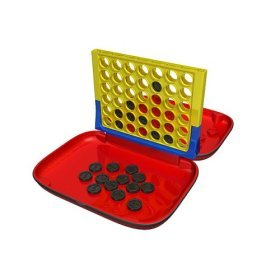 Hasbro Games Connect Four Cool Case