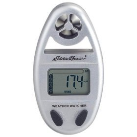 Eddie Bauer Digital Weather Watcher