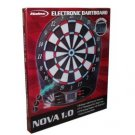 "Halex 13 3/4 "" Tournament Size Target Area Electronic Dartboard NOVA 1.0 with 20 Games"