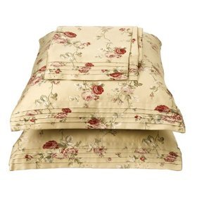 Waverly® Harbor House Sheet Set - Vine Print (Full)