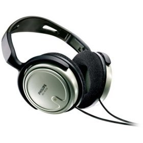 Philips SHP2500/37 Full Size Headphone w/ Volume Control