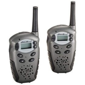 Eddie Bauer 2-Way Radio Sports Radio Communication Set