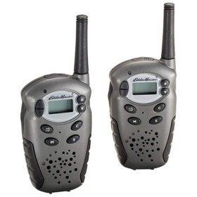 Eddie Bauer 2-Way Radio Sports Radio Communication Set