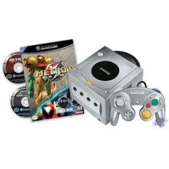 Nintendo GameCube Console Set With Bonus Games Discs