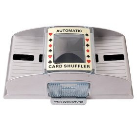 Red Box Automatic Card Shuffler