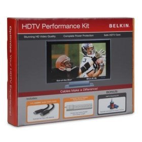 Belkin HDTV All-In-One Cable Kit