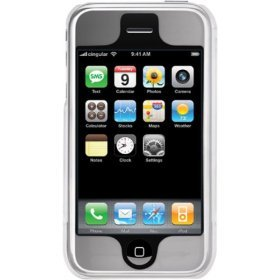 Griffin iClear Crystal Clear Case with Clip for iPhone (Clear)