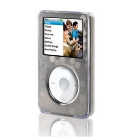 Belkin Remix Metal Case for iPod classic 6G (Holographic Silver)