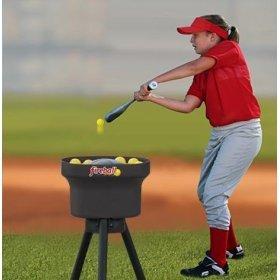 FireBall Mini Lite-Ball Pitching Machine