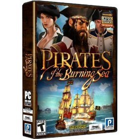 Pirates of the Burning Sea - (Windows DVD)