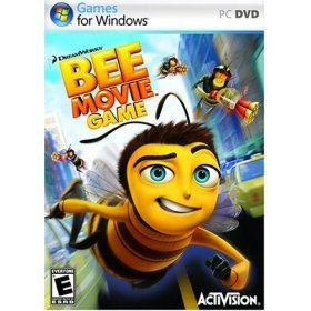 Bee Movie Game, by Activision - (Windows PC)