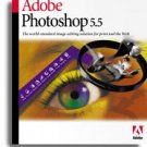 Adobe Photoshop 5.5 Retail Upgrade for Macintosh