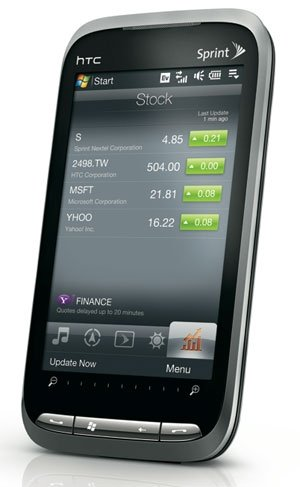 HTC Touch Pro 2 PDA Smart Phone, Sprint - No Contract Required