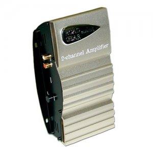 Road Gear 80 Watt 2-Channel High Power Car Amplifer