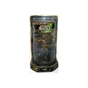 STAR WARS EPIC FORCE C-3PO ROTATE FIGURE 360 DEGREES