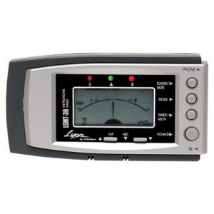WASHBURN LSMT30 Digital Metronome and Tuner
