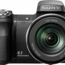 Sony Cybershot DSC-H9 8MP Digital Camera with 15x Optical Image Stabilization Zoom