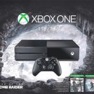 Microsoft - Xbox One Rise of the Tomb Raider Bundle - Black