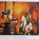 Peter Yokum Signed Art Print YOUR CHOICE Mardi Gras New Orleans Classic Jazz