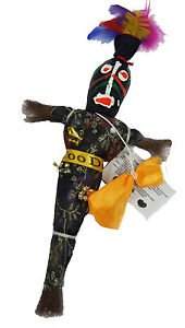 Voodoo Doll Power REVENGE Hurt Force Curse A-5 New Orleans Bayou