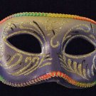 Venetian Mask Glitter Halloween Costume Party Drama B