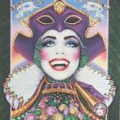 Andrea Mistretta Mardi Gras Art Print 1992 Discover Signed & Numbered #351