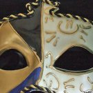 Mardi Gras Diamond VENETIAN AMSTERDAM MASK Costume Fun