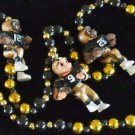 Saints Players New Orleans Mardi Gras Beads Football