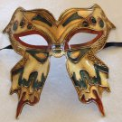 BUTTERFLY Mask Venetian Mask New Orleans Papillon #4 Mardi Gras Prom Party