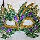 STARFIRE Venetian Masquerade Mardi Gras PGG Gold Eyes