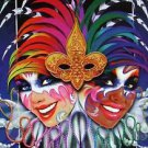 Mistretta 2007 Signed & Numbered Matte Your Color Choice Art Print Mardi Gras